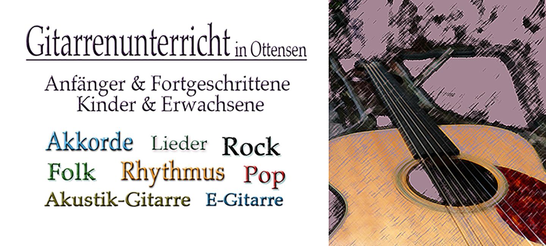 Markus Bartel,Gitarrenunterricht,Kinder und Erwachsene,Hamburg