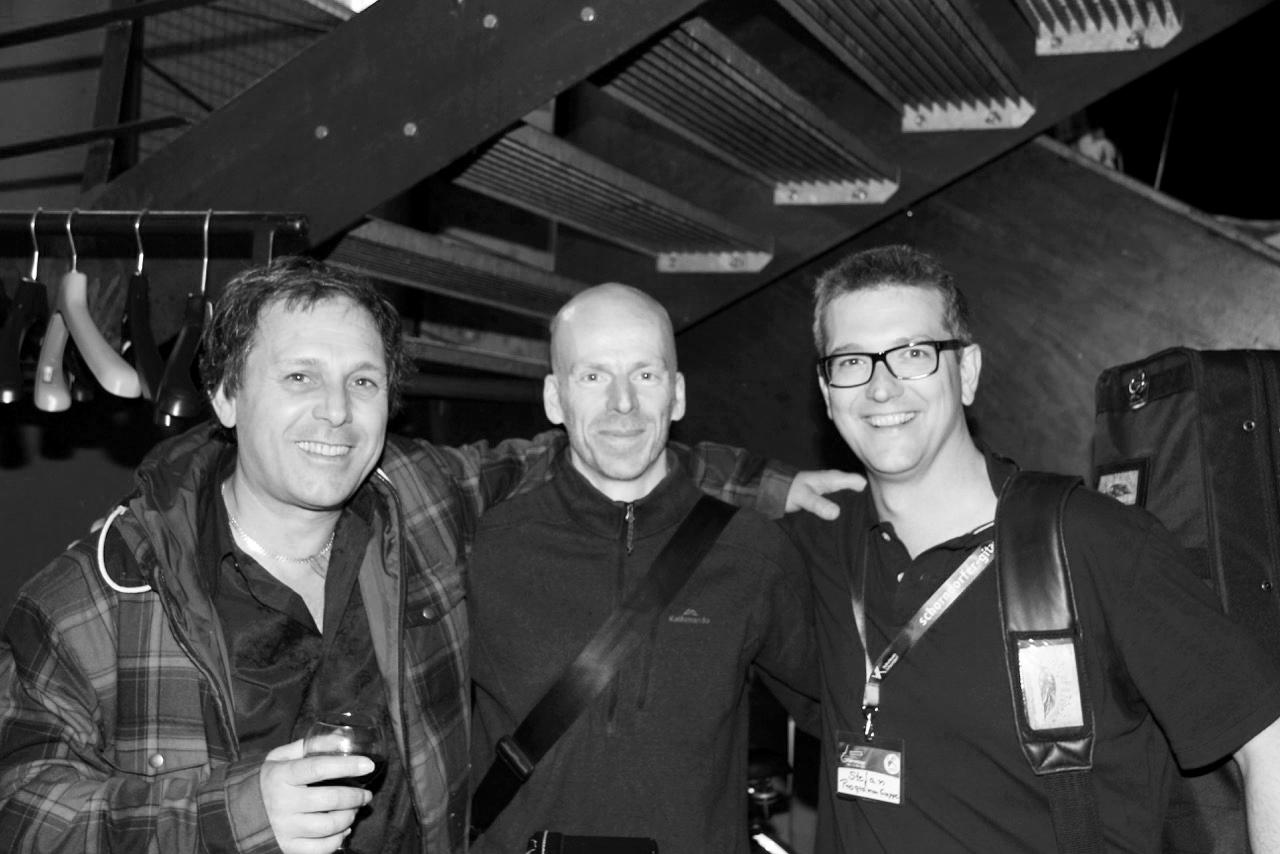 Schorndorfer Gitarrentage 2015, Fingerstyle, Workshop, Peppino D'Agostino, Stefan Brixel, Schorndorf, Markus Bartel,Gitarre