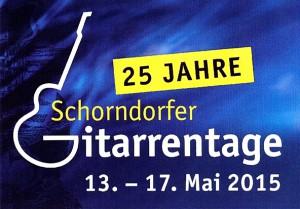 Schorndorfer Gitarrentage 2015,Markus Bartel,Gitarrist,Fingerstyle,Peppino D'Agostino,